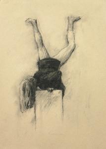 Izzy Holland (Ballet Cymru rehearsal 202)