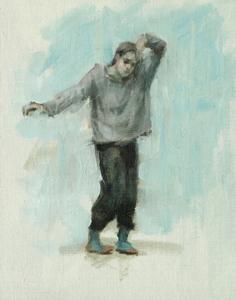 Erin Atkinson (Ballet Cymru rehearsal 204)