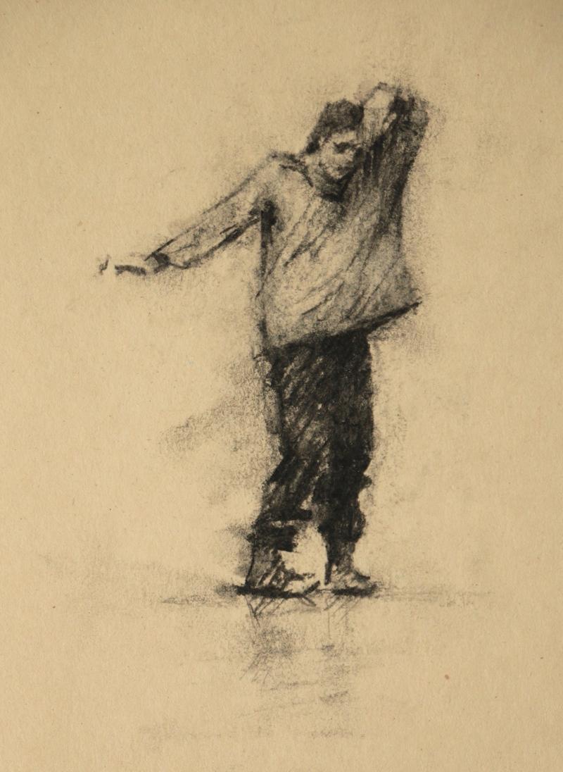 Erin Atkinson (Ballet Cymru rehearsal 220)