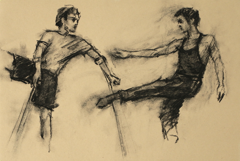Andrea Battaggia and Joe Powell-Main (EF 8)