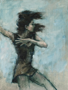 Danila Marzilli (Ballet Cymru rehearsal 221)