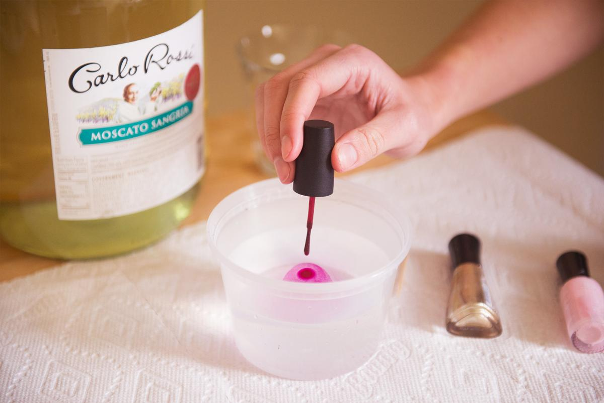 Wine Glass Painting & Crafts