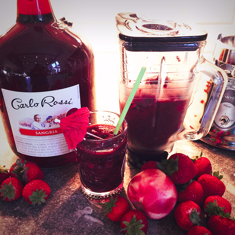 Summertime Sangria Recipe Red Sangria Recipe Carlo Rossi