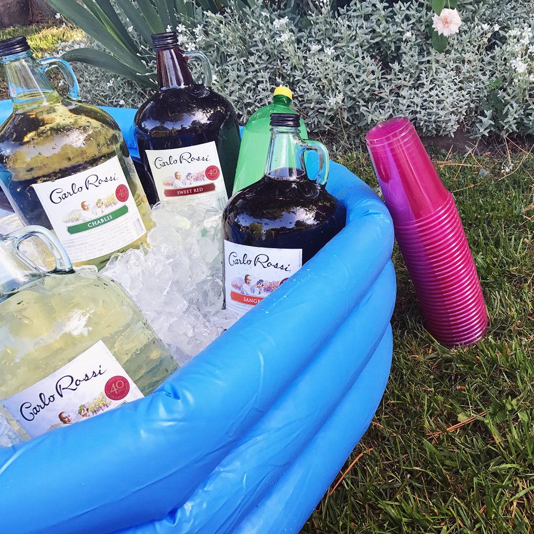 backyard party ideas u0026 tips