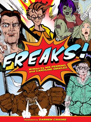 Freaks cover 300 400