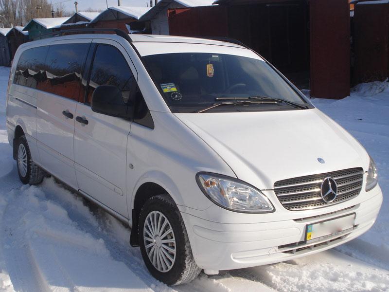 Mercedes vito 1