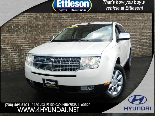 Photo of 2008 Lincoln MKX