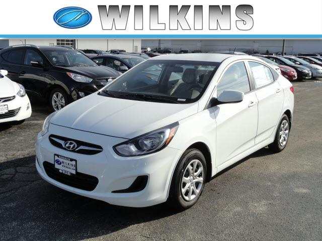 Photo of 2013 Hyundai Accent