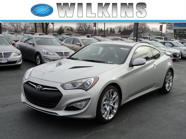 Photo of 2013 Hyundai Genesis Coupe