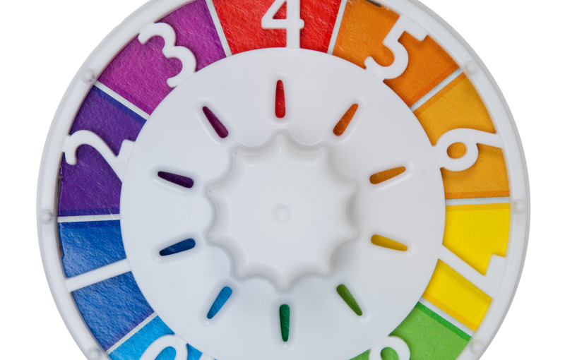 Game Of Life Spinner Template | Olivero