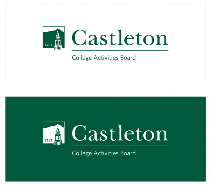Castleton wordmark with extensions