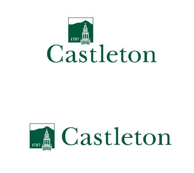 Castleton Wordmark & Logo