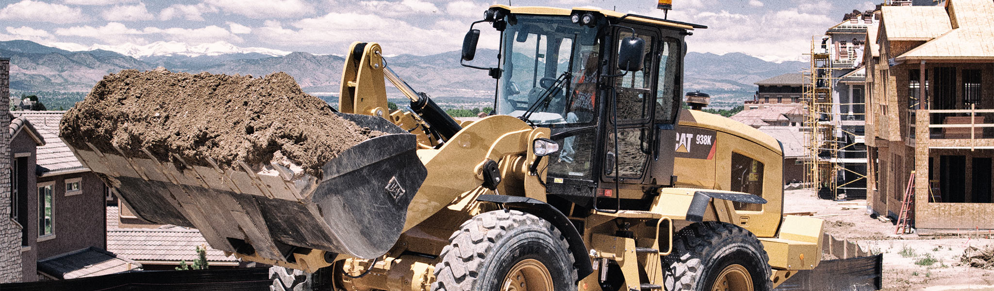 Cat Equipment Rental