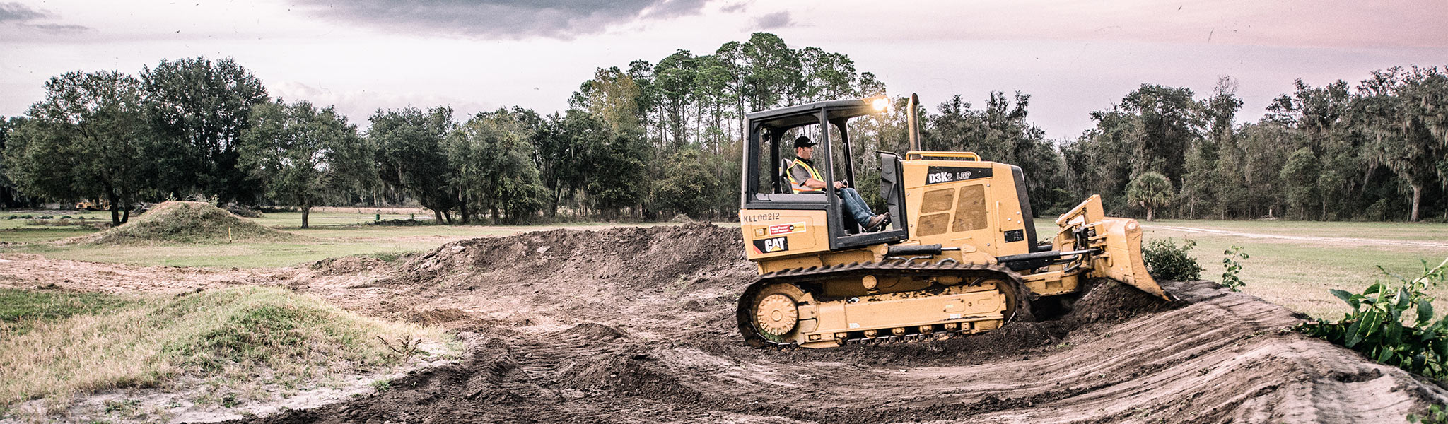 At Caterpillar, we believe that increasing the fuel efficiency of our machines is only a first step.