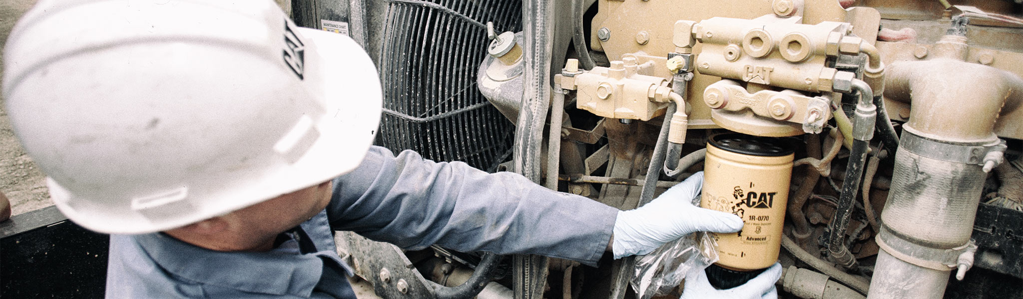 Your Cat dealer can offer a preventive maintenance program customized to your needs.