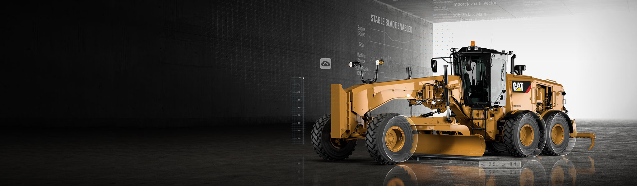 Cat All Day Cat Motor Graders Get The Performance Edge