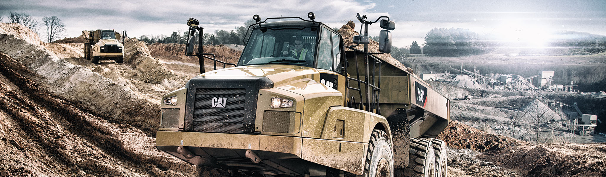 Cat Articulated Trucks: Move More, Make More