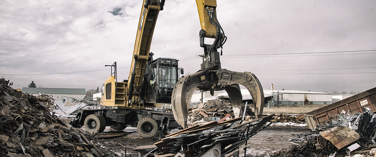 The environmental conditions when working a demolition job can be more demanding that other types of construction applications.