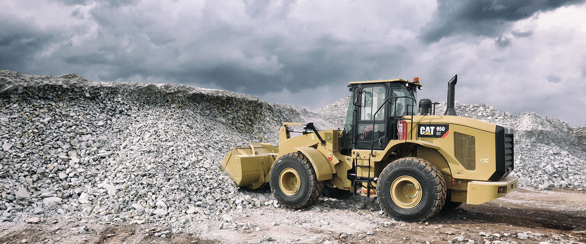 950 GC Wheel Loader
