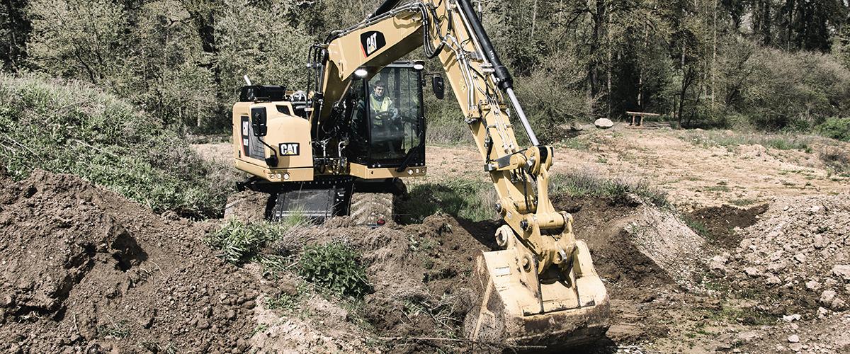 M317F Caterpillar Excavator