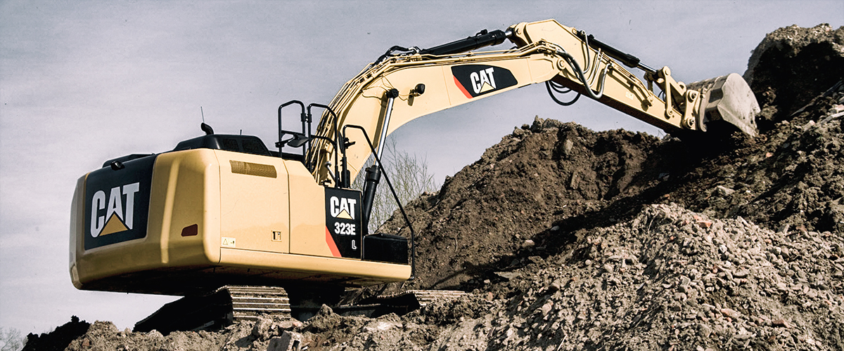 Cat Excavators are your go to tool