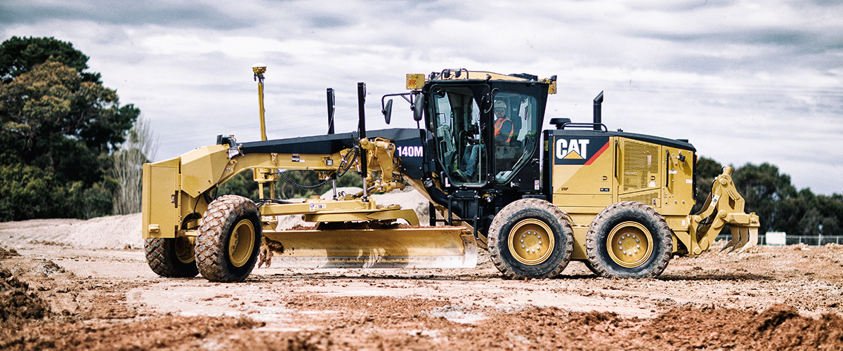 Cat All Day 5 Reasons To Banish Motor Grader Bounce Cat
