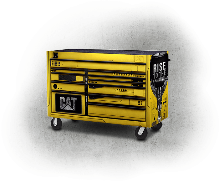 SIGN UP FOR CATERPILLAR'S TOOLBOX SWEEPSTAKES