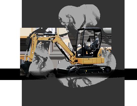 Buy a new mini excavator
