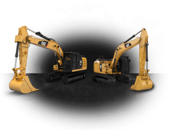 RISE TO THE CHALLENGE EXCAVATOR OFFER!