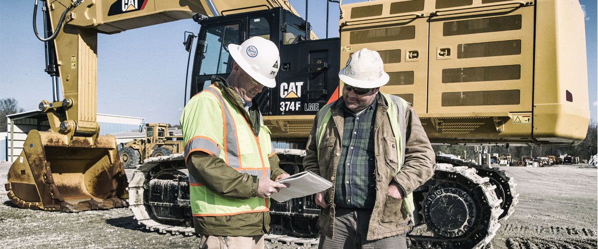 Working to reduce construction equipment costs