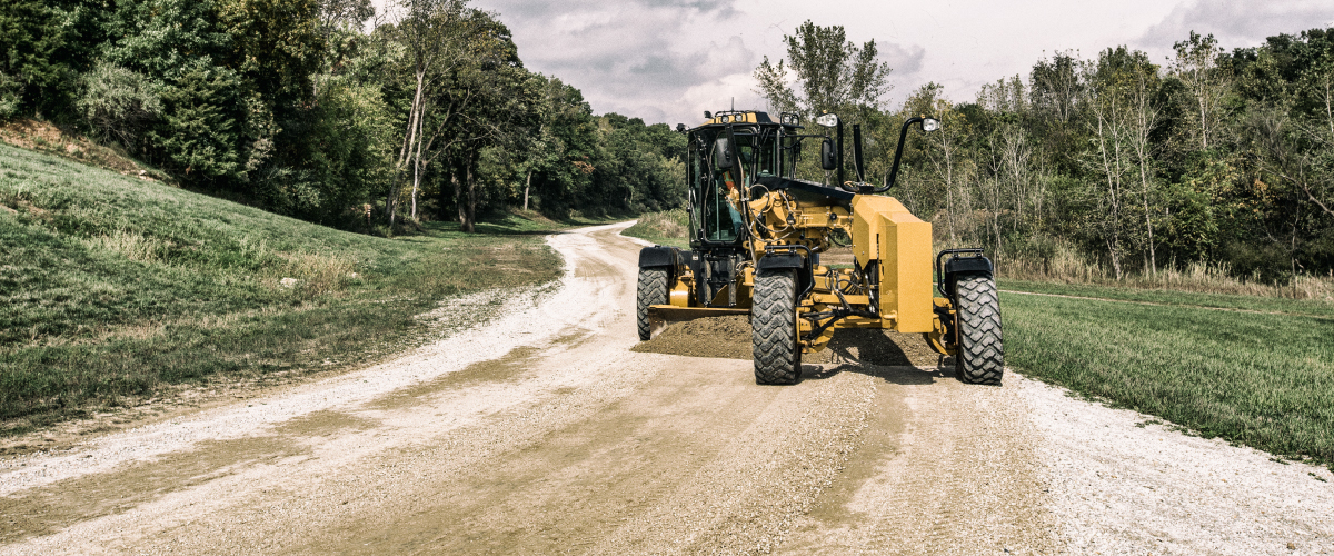 Curing Headaches Cat Motor Graders