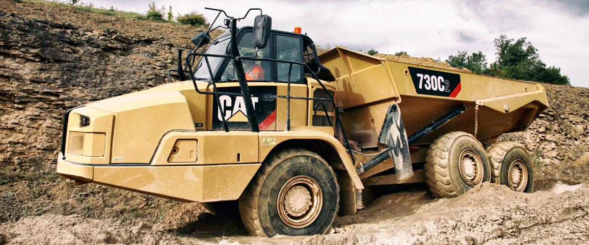 Cat 730C2