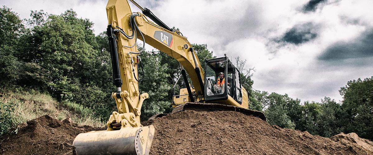 323F L Cat Excavator
