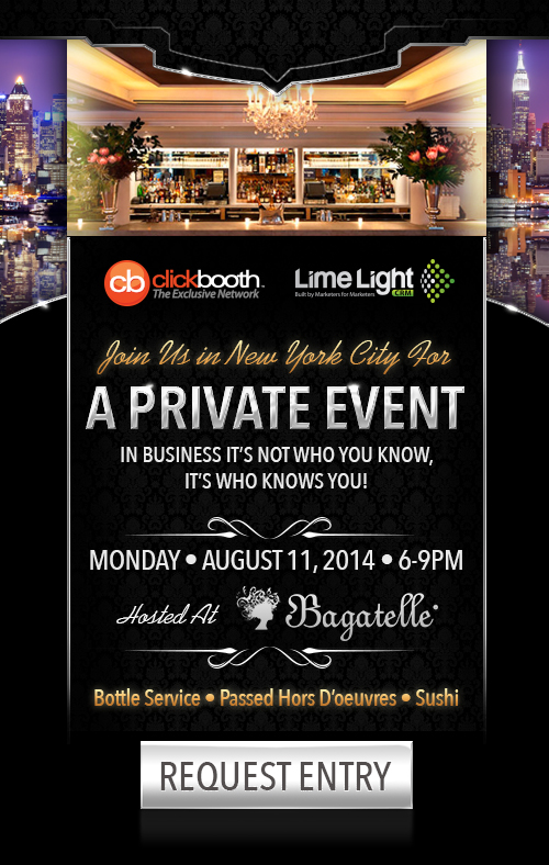 Lime Light | A Private Event