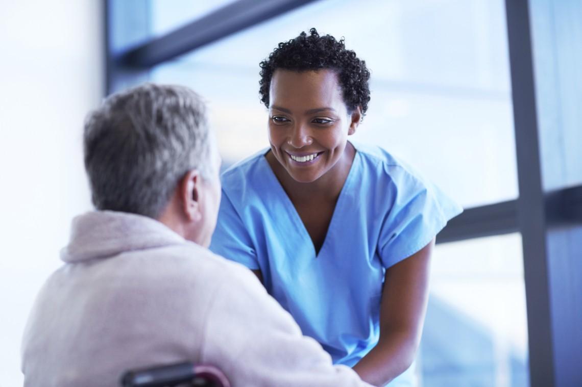 Nursing Home Patient Database