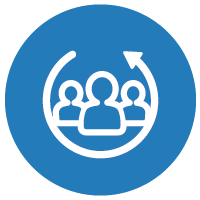 Candidate Re-engagement Icon