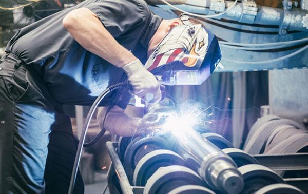United Surface Finishing Welding
