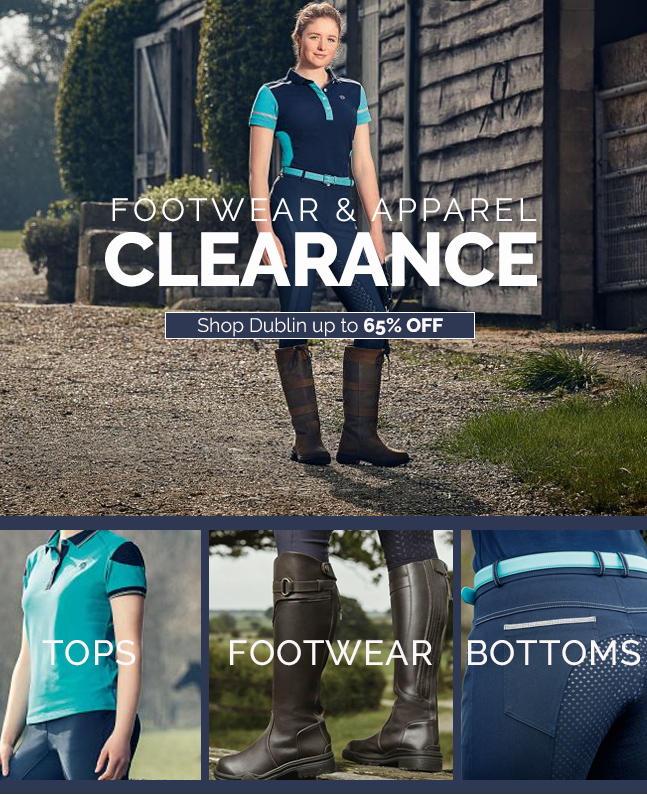 Dublin Footwear & Apparel Clearance Up to 65% OFF