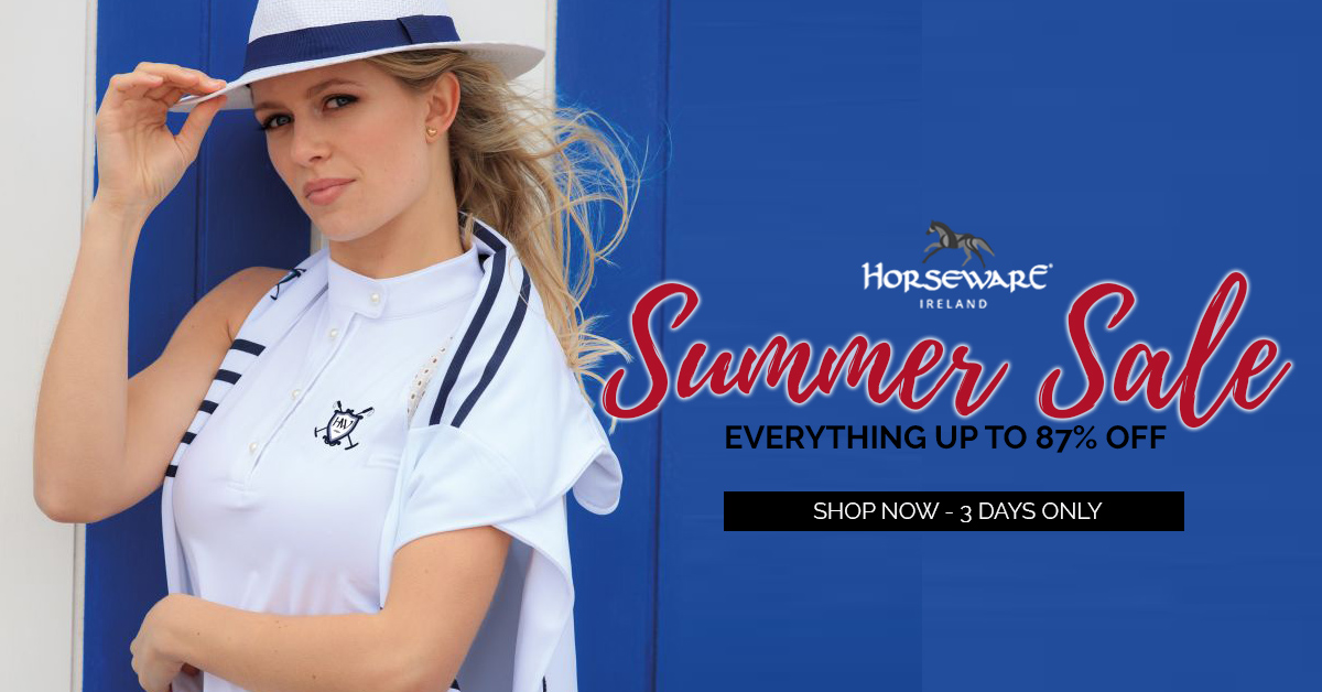 Just Release! Horseware Newest Closeouts Up to 80% OFF