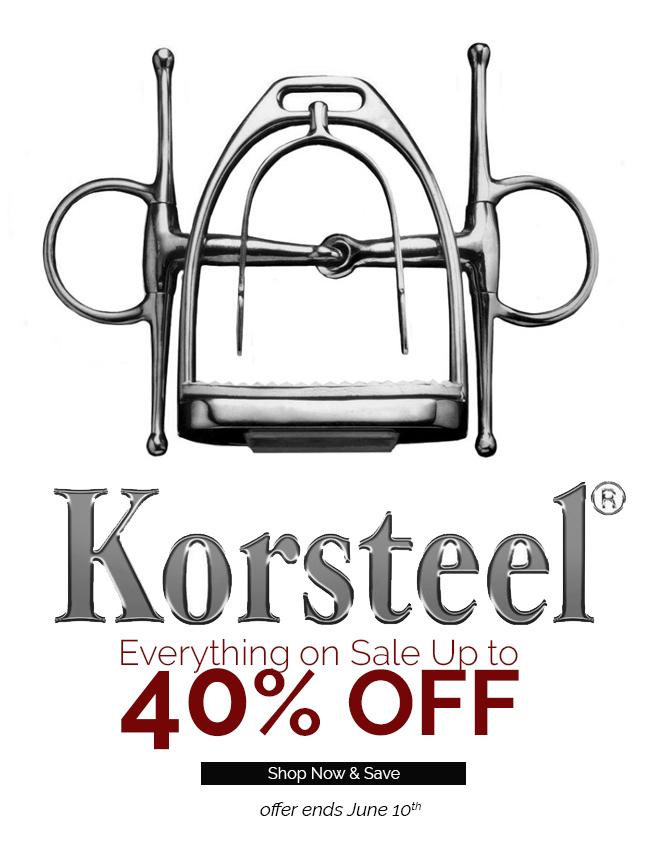 Exclusive Korsteel Sale Up to 40% OFF