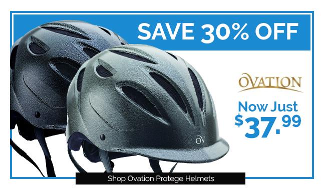 Ovation Deluxe Schooler Helmets Now Just $43.99 - Save 30% OFF