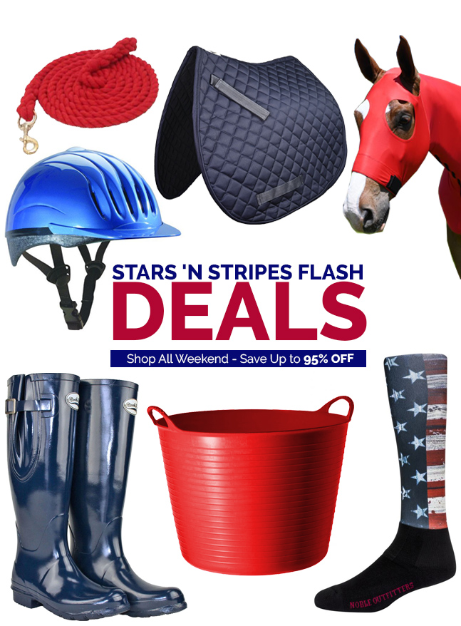 BIGGEST SALE! Stars 'N Stripes Flash Deals Up to 95% OFF + Free Shipping
