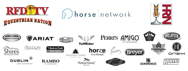 Holiday Horse & Rider Make-Over Brand Sponsors