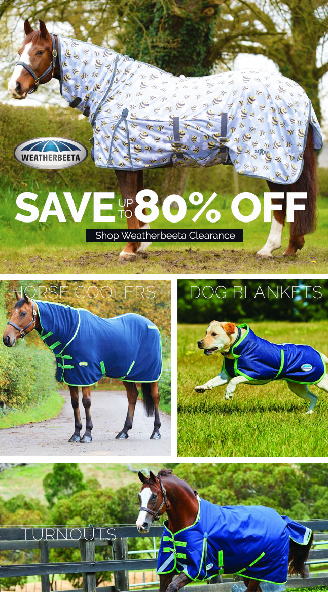 WeatherBeeta Premium Horse Clothing Up to 80% OFF