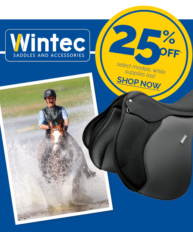 Wintec Model Clearance Sale - 25% OFF Select Models