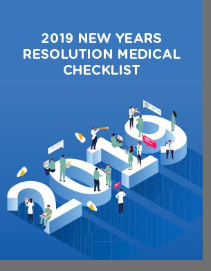 New Year Resolution Medical Checklist
