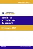 La condizione occupazionale dei laureati italiani– XVII Rapporto AlmaLaurea