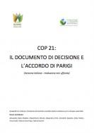 COP21 – La traduzione in italiano del Patto di Parigi