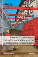 Sistemi di protezione degli scavi a cielo aperto – Quaderno per immagini Inail