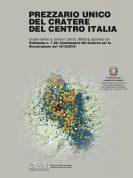 Prezzario Unico Cratere Centro Italia 2016